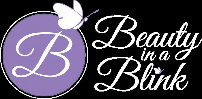 Beauty in a Blink Logo